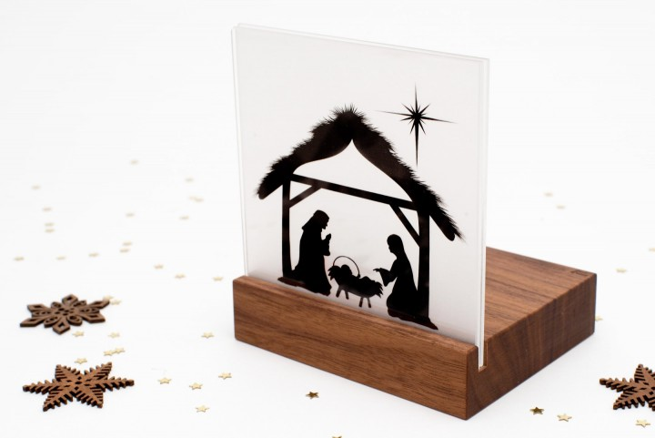 Nativity Scene Mini Bethlehem