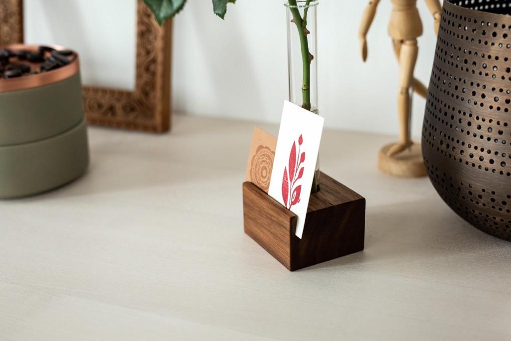 Place Card Holder Vase Klotzaufklotz Com Outstanding