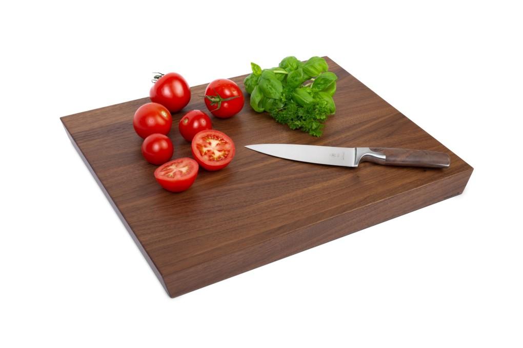 Chopping Board Nut Wood