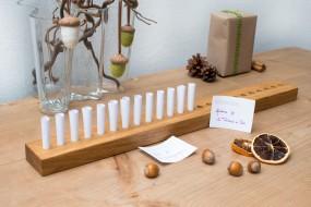 Voucher Advent Calendar Oak