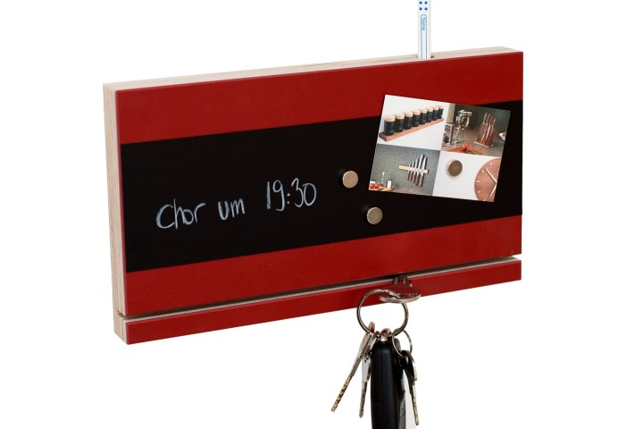 Key Rack Red