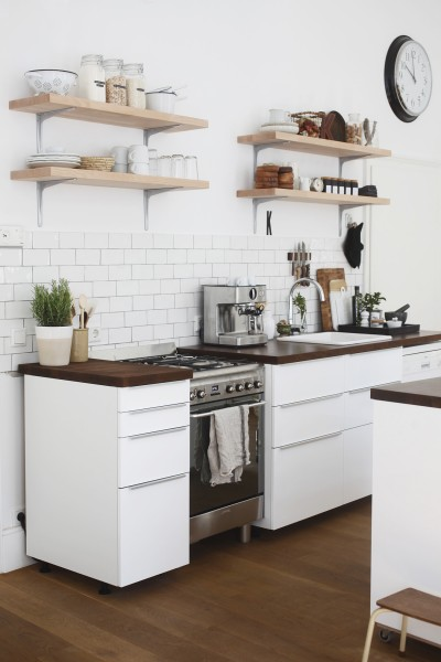 knife rack for the kitchen