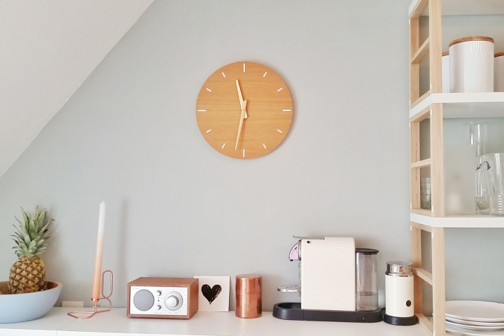 In the Wild: our Wall Clock
