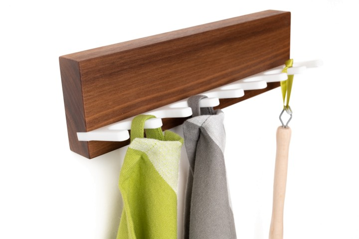 Kitchen Rack Nut Wood