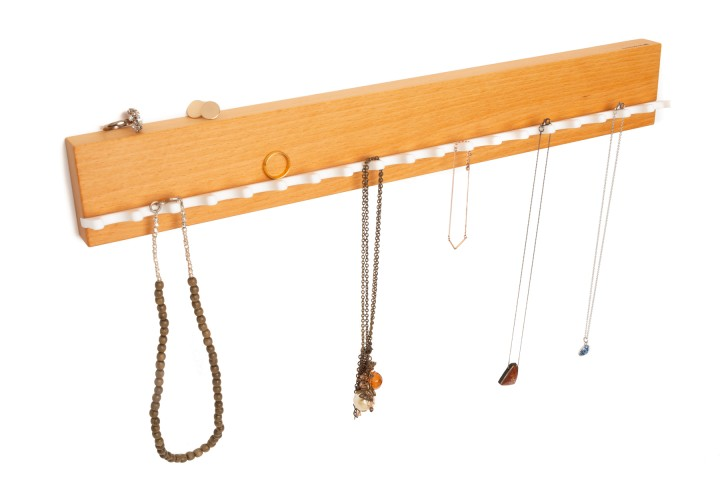 Jewellery Rack Beech