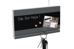 Key Rack Pewter