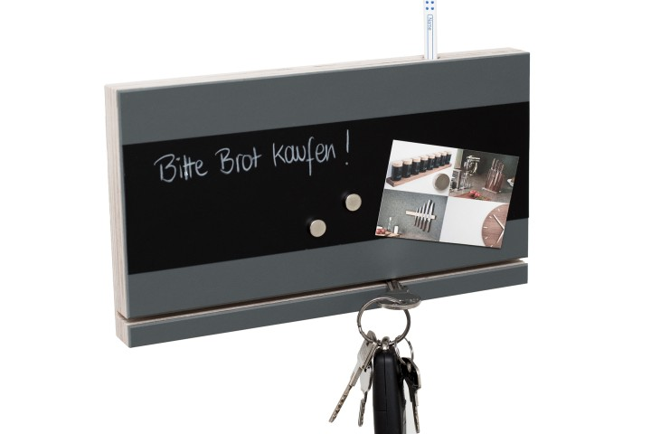 Key Rack Pewter