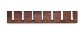 Coat Rack Nut Wood