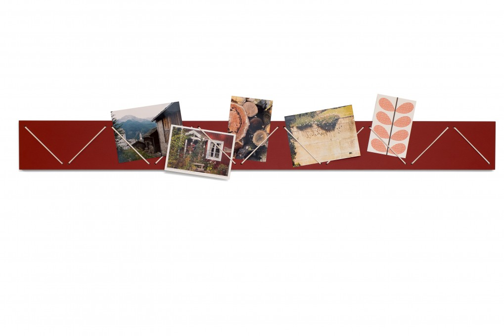 Picture Rack Red