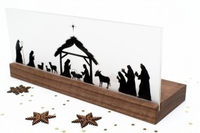 Nativity Scene Bethlehem