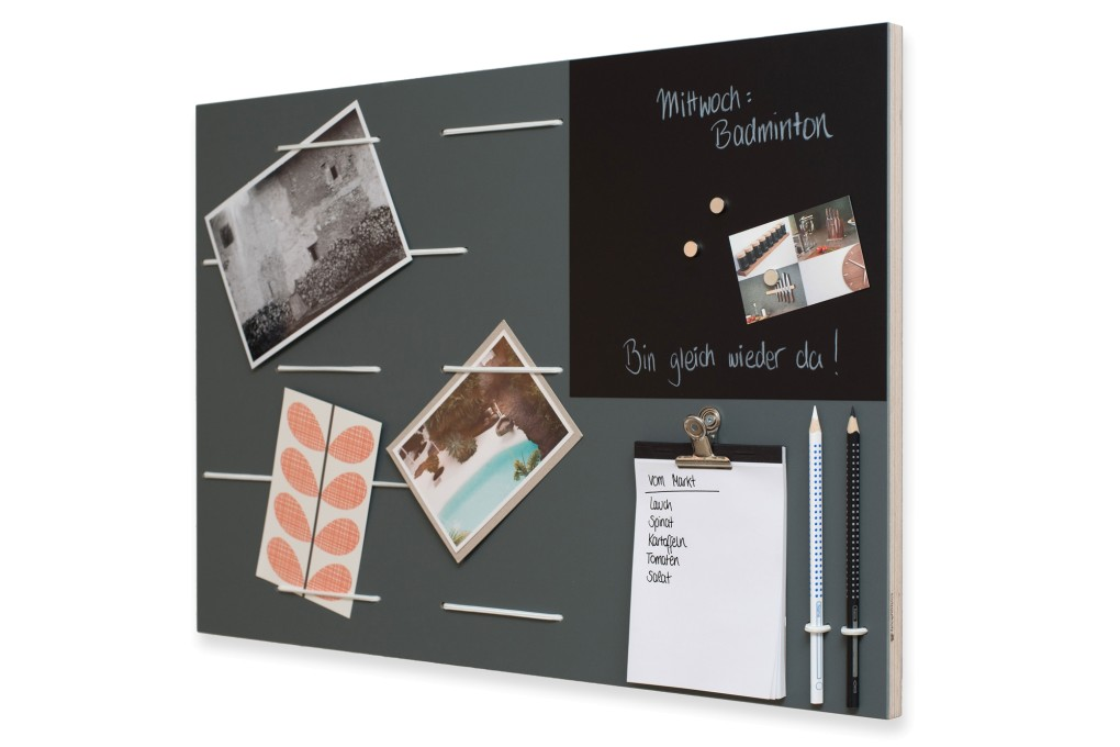grey memoboard with chalkboard contact paper outstanding wooden products. Black Bedroom Furniture Sets. Home Design Ideas